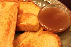 Cinnamon French Toast with Magelby's Syrup