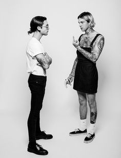 Zach Abels // Jesse Rutherford