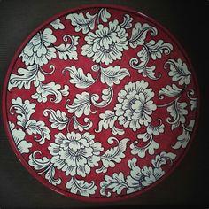 Ceramica pintada a mão ✋ @martamendesprado