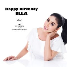 Happy Birthday @ellaaminuddin #istimewah