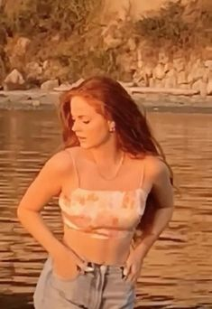 Ginger Hair Girl, Ginger Girls, Beautiful Red Hair, Gorgeous Redhead, Long Red Hair, Girls With Red Hair, Redhead Girl, Aesthetic Hair, Girl Gifs