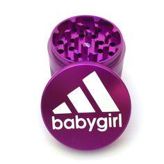 """""""BabyGirl"""" Herb Grinder"""