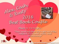 #EveVaughn #2016 #BestBookCouple