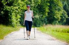 Walking is a great aerobic exercise and an effective way to kick start your metabolism. Wellness Fitness, Physical Fitness, Fitness Goals, Yoga Fitness, Personal Trainer Cost, Health Benefits Of Walking, Pilates Benefits, Nordic Walking, E Sport