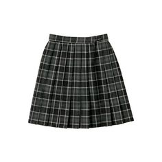 School Skirt (ARCS-3011) (85) ARCS-3011 arCONOMi Apparel ($81) ❤ liked on Polyvore featuring skirts, bottoms, clothing - skirts and clothes - skirts