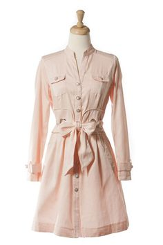Avant-garde Shirtdress Pink from Tailor and Stylist. $39.95