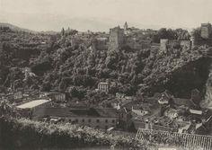 La Alhambra desde el mirador de San Nicolás 1924-1930