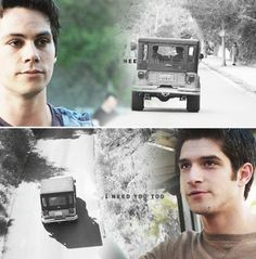 Teen Wolf - Sciles - I guess we're not the same kids running around the woods looking for a body