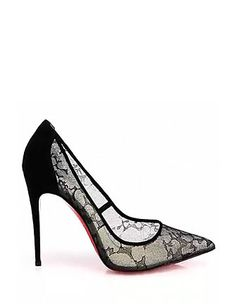 CHRISTIAN LOUBOUTIN Pigalace 100mm Pumps