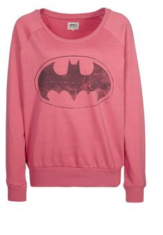 SUPERHERO - Sweatshirt - rose