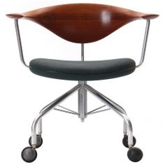 The Desk Chair By Hans J. Wegner