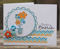 try with Chevron stamps