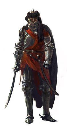 Sarba al Sabin, Veshian Death Knight, Lawful Evil. Agent of the Akarana, secret service (internal affairs) in Vesh.