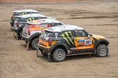 Dakar Wrap-Up and the Anatomy of a Dakar-Winning Mini Countryman/Paceman Rallye Raid, Mini Copper, Ks Tools, Offroader, Mini Countryman, Steyr, Rally Car, Car And Driver, New Model