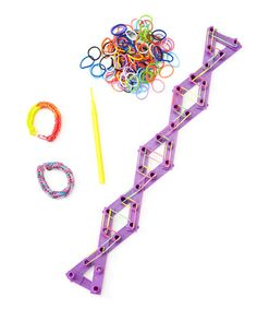 Take a look at this Wacky Loom Bracelet-Making Kit by Wacky Loom on #zulily today!