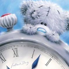 Tatty Teddy Around the Clock