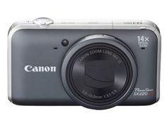 Canon PowerShot SX220 HS Dijital Fotoğraf Makinesi