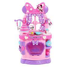 Minnie Bow-Tique Sweet Surprises Kitchen - Girls/Pink