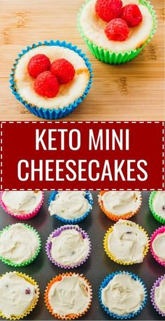 The Rise Of Private Label Brands In The Retail Meals Current Market These Are Delightful Mini Keto Cheesecake Bites, Same Size As Muffins Or Cupcakes. These Small Individual Servings Make It Easy And Quick To Prepare And Bake. The Base Filling Is New York Keto Foods, Healthy Low Carb Recipes, Low Carb Desserts, Low Carb Keto, Keto Recipes, Eggless Desserts, Mini Desserts, Sausage Recipes, Healthy Desserts