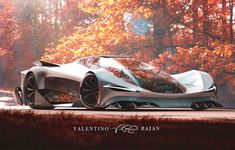 The penultimate post of my SR-44 Raptor, this time on a country road in autumn🍁 . . . #cardesign #cardesignitaly #cardesignworld… Concept Cars, Country Roads, Italy, Autumn, Vehicles, Italia, Fall, Cars