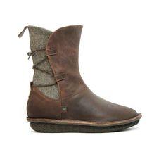 Piper Leather {Brown Grey} || Po-Zu Online Ltd