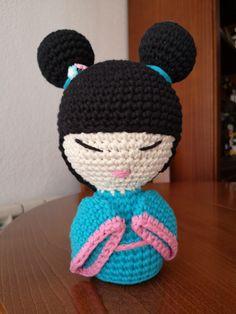 Hanako, por Silvia Simón, desde Instagram. Crochet Hats, Beanie, Photo And Video, Instagram, Videos, Street, Patterns, Pictures, Knitting Hats