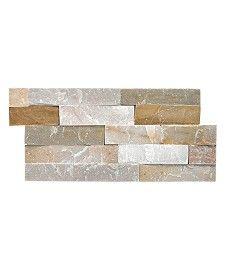 Oyster Slate Split Face Mosaic Tile