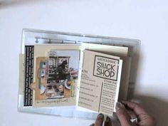 Kelly Purkey: Portland Mini Album Using the New Clearly Kelly Wallet Album