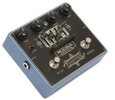 Mesa/Boogie Flux-Five Overdrive & EQ Pedal