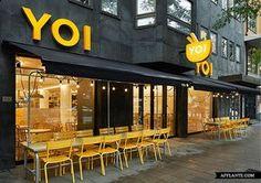 YOI Fast Food Restaurant // Lomar Arkitekter & JVD