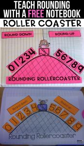 How do you teach rounding to your second grade and bird grade math students? Read about my favorite rounding roller coaster lesson and grab this freebie!