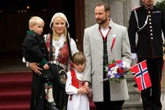 Princess Mette-Marit Photos - Norwegian National Day - Zimbio