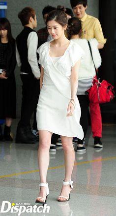 Jung So Min, Playful Kiss, Young Actresses, Sexy Asian Girls, Korean Girl, Kdrama, Marie, White Dress, Moon