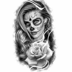 Cholos Cholas Aztec Tattoo Graffiti Gangster Weed Cannabis … – Graffiti World Chicano Tattoos, Body Art Tattoos, Tattoo Drawings, Cholo Tattoo, Chicano Style Tattoo, Tattoo Girls, Girl Face Tattoo, Girl Tattoos, Tatoos