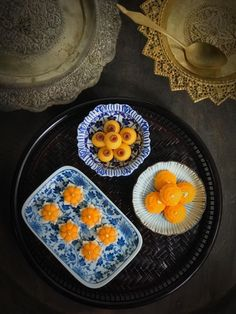 Homemade Desserts, Sweet Desserts, Delicious Desserts, Yummy Food, Thai Dessert, Dessert Drinks, Dessert Recipes, Thai Recipes, Indian Food Recipes