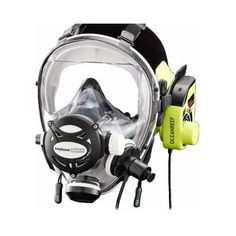 Ocean Reef Neptune Space G.divers Full Face Mask with Diver Communication Unit OR025011/OR033109 with reviews at scuba.com