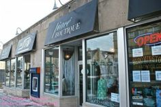 Check out some fun Bloomington Boutiques!