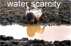 Earth and Life Sciences: Water Scarcity