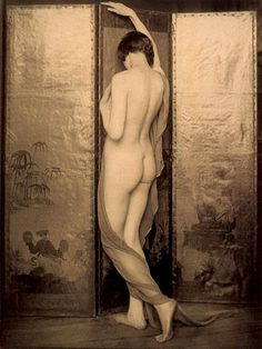 Margaret Watkins - Academic Nude, 1924