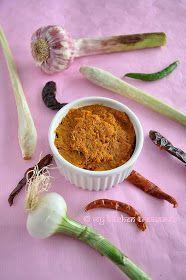 My Kitchen Treasures: Thai Yellow Curry Paste