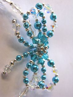 Class Bun Buddy - Bow Buy Dance tiaras, Swarovski crystal beaded headpieces for ballet dancers
