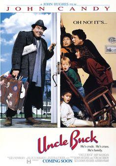Quem Vê Cara Não Vê Coração (Uncle Buck), 1989.