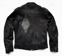 Motorcycle leather jacket, limited edition, by Dainese per Pirelli Pzero