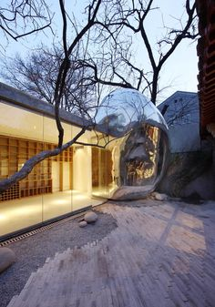 Hutong Bubble 32 by MAD