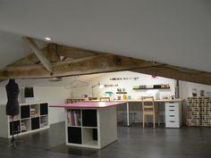 kallax n htisch zuschneidetisch n hzimmer inspirationen ideen pinterest n htische. Black Bedroom Furniture Sets. Home Design Ideas