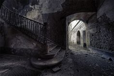 Eternal staircase by Alain Dejeaifve   Collection of Urban Decay Photography