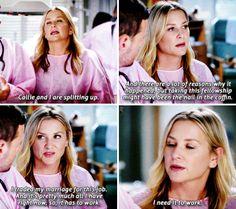 11x06 Grey's Anatomy Season 11, Greys Anatomy Characters, Jessica Capshaw, Arizona Robbins, Grays Anatomy, Memorial Hospital, Youre My Person, Good Doctor, The Past