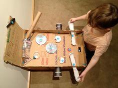 MAKEDO - find - create - play - share - inspire - WEEKEND PROJECT: PinballMachine