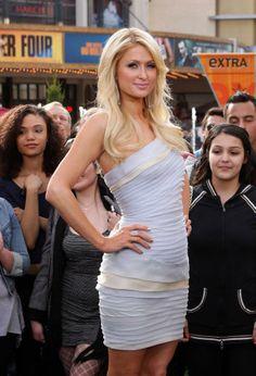 Paris Hilton wears Lauren G. Adams!