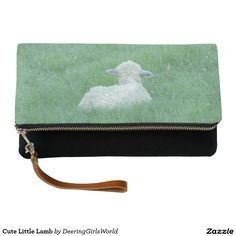 Cute Little Lamb Clutch